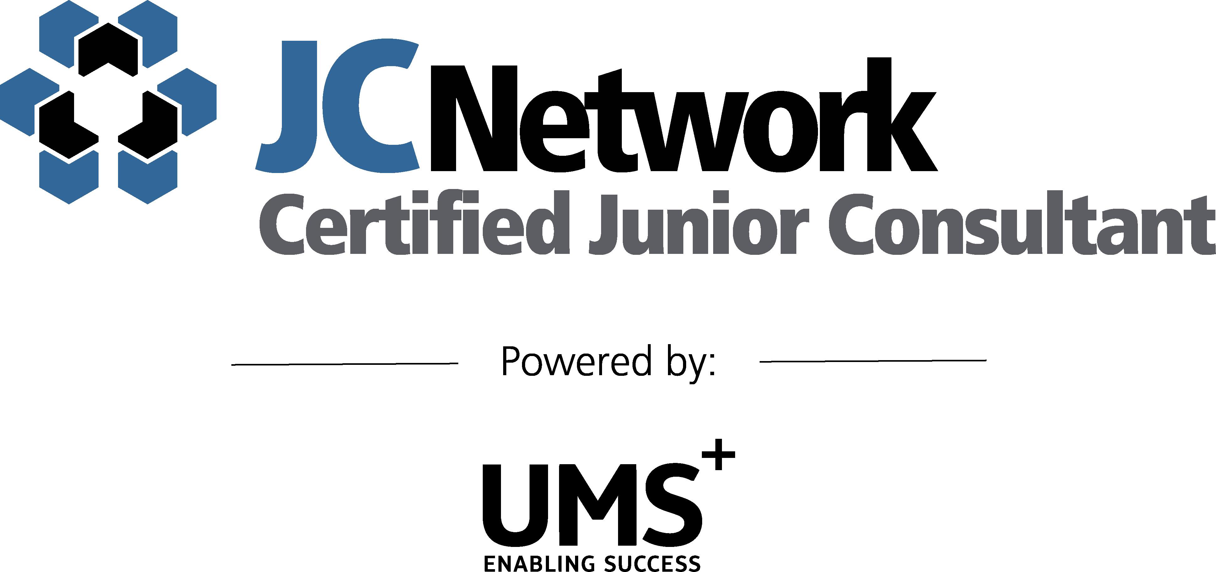 Jcnetwork certification portal for Junior consultant